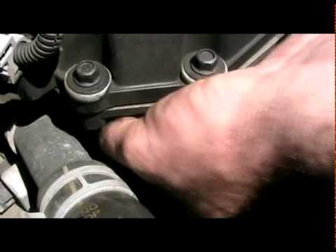 Trailblazer P0340 - Cam sensor test and replace - YouTube