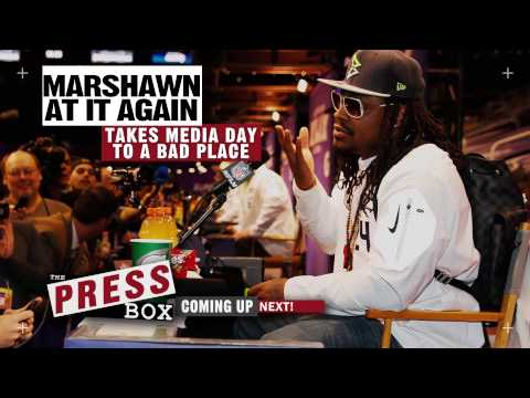 The Press Box - January 31, 2015 - Super Bowl Edition