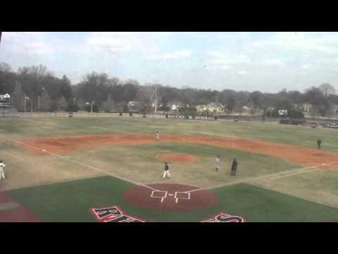 Rhodes Baseball ESPN Top 10 Catch