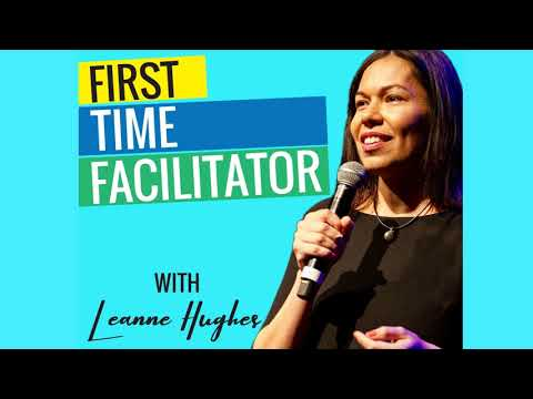 The first time facilitators guide to being remarkable with Jane Anderson Episode 21