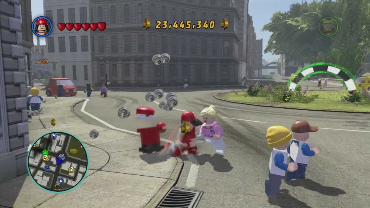 LEGO Marvel Superheroes - Elektra Gameplay and Unlock ...