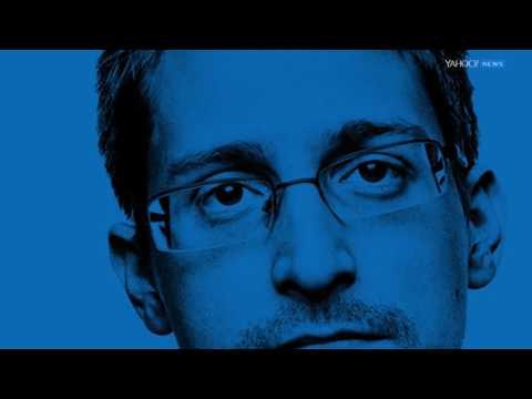 Edward Snowden interview with Katie Couric