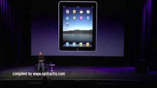 iPad Keynote in less than 180 Seconds: Incredible, Beautiful, Amazing!