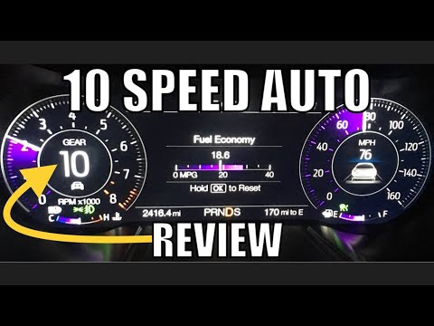 Download 2018-2019 MUSTANG GT 10 Speed Auto Reviewed!!!