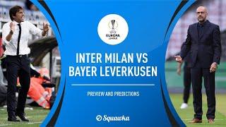 Интер - Байер прогноз. Лига Европы. Ставка на футбол. Прогнозы на спорт