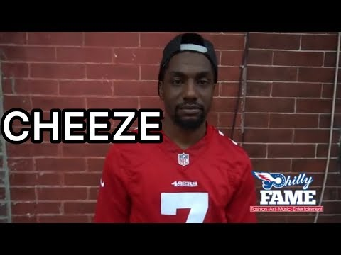 """Cheeze(Norristown) """"When You Grow Up Without Parents, You Have No Choice But The Streets"""""""