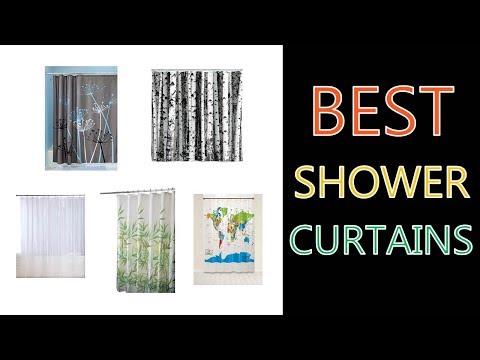 Best Shower Curtains 2017
