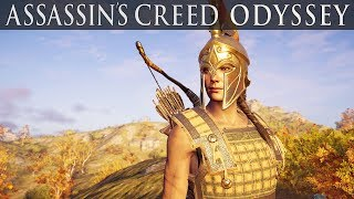 Assassin's Creed Odyssey #18 | Verbessern und gravieren | Gameplay German Deutsch thumbnail
