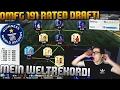 FIFA 17: OMFG MEIN WELTREKORD FUT DRAFT! 😱 (DEUTSCH) - ULTIMATE TEAM - 191 RATED TOTY FUT DRAFT!