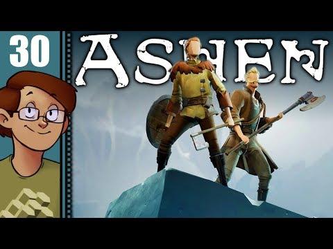 Let's Play Ashen Part 30 - Heart of Lathyrus thumbnail