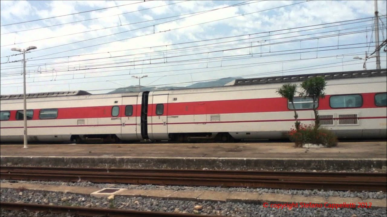 Trenitalia: InterCity 552 Reggio di Calabria Centrale ...