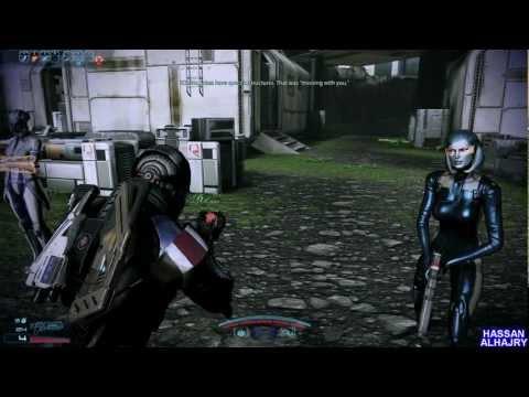 Mass Effect 3 Troll EDI is trolling and she like it like like it like it ME3 Joke - 동영상