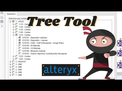 Aplicativo Ninja - Tree Tool