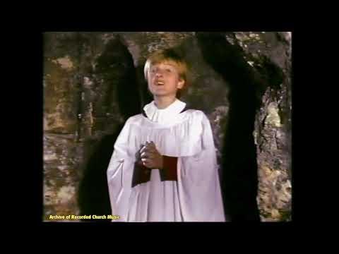 O holy night (Adolphe Adam): Aled Jones 1985