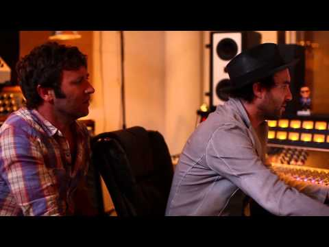 Metric remix of 'Breathing Underwater' and private studio tour: CBC Beetle Roadtrip Session 13