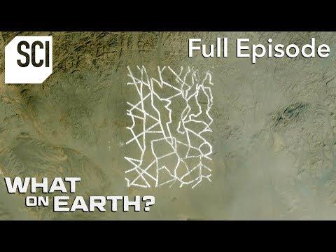A Strange Grid Pattern in the Gobi Desert | What On Earth? (Full Episode)