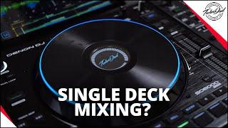 *NEW* Denon DJ SC6000 & X1850 Unboxing, Digital Setup, and Single Deck Mix!!