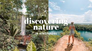 A breath of fresh air in Singapore! 🌿 Exploring Pulau Ubin & Jurong bird Park