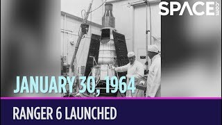 OTD in Space – January 30: Ranger 6 Launched