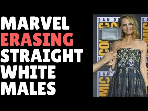 Thor Will Now Be A Women! Thor Love & Thunder & Comicon News