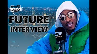 Future Talks New Album Wizrd, Flying Private vs Commercial + Addressing Rumors
