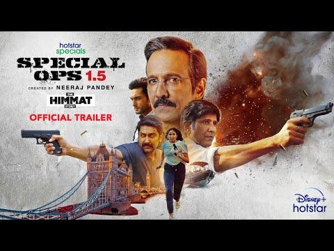 Hotstar Specials Special Ops 1.5   Official Trailer