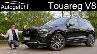 vw touareg v8 r line special edition full review 2020 autogefuhl youtube vw touareg v8 r line special edition full review 2020 autogefuhl