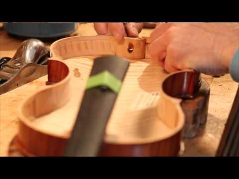Repairing a Virtuoso's Violin