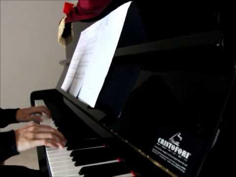 Ereve Theme (Queen's Garden) Maplestory - Piano
