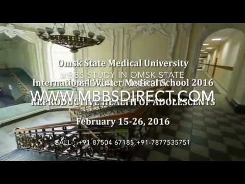 Omsk State Medical University Russia