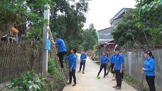 Tuổi trẻ Lào Cai chăm lo an sinh xã hội cho người dân