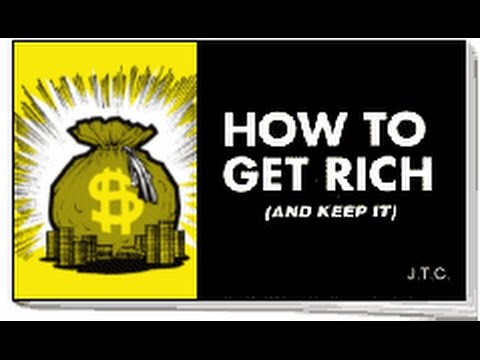 How To Get Rich!: A Chick Tract