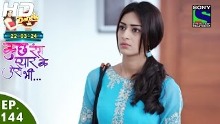 Kuch Rang Pyar Ke Aise Bhi - कुछ रंग प्यार के ऐसे भी - Episode 144 - 16th September, 2016