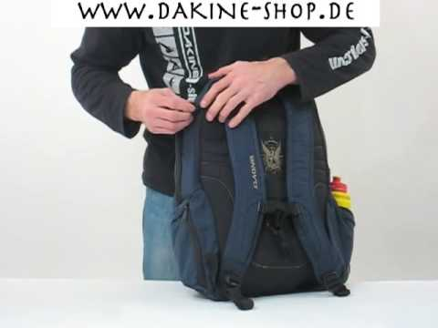 Dakine Interval Rucksack - YouTube
