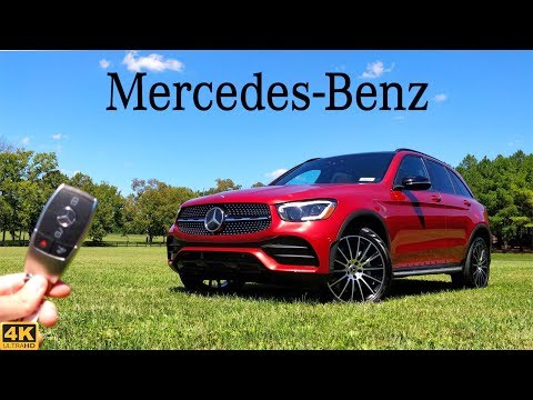 2020 Mercedes GLC 300: FULL REVIEW | The #1 Benz Gets HUGE Updates for 2020!