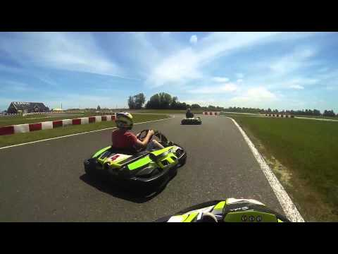 Karting De St Malo - France 27 06 2015 - Race