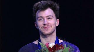 Историческую победу России на Чемпионате Европы в мужском одиночном катании принес Дмитрий Алиев