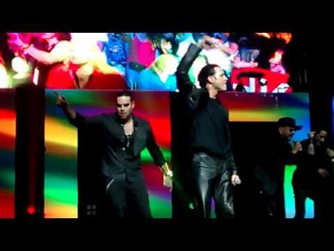 A Bailar- MDO Menudo Forever Concert Miami, FL 2/27/2016
