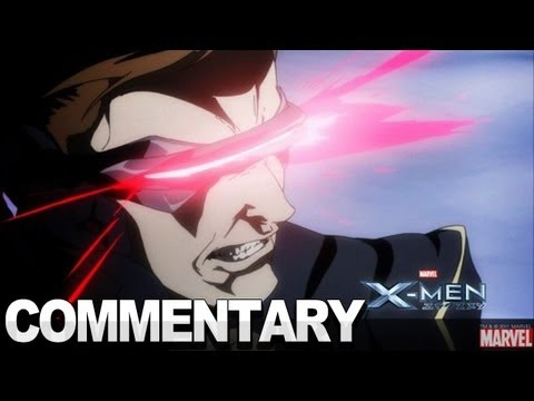 X-Men: Anime - Making Of The Show