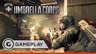 Round Win Gameplay - Umbrella Corps