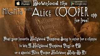 Hollywood Vampires Contest: Download the app and win!