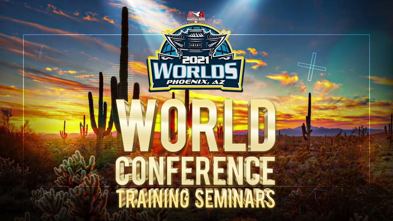2021 World Conference Training Seminars