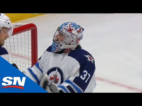 St. Louis Blues Score Questionable Goal But Winnipeg Jets Can't Challenge For Interference