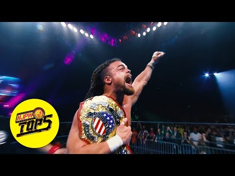 TOP 5: Top 5 NJPW moments in the USA