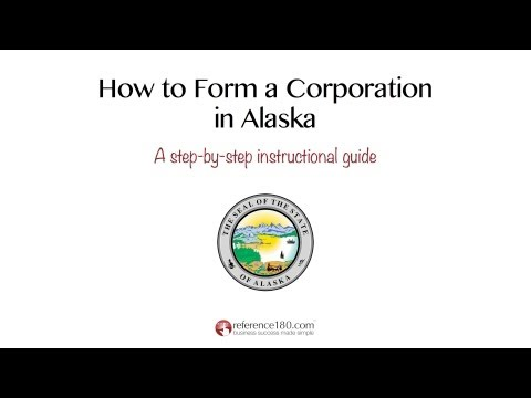 How to Incorporate in Alaska