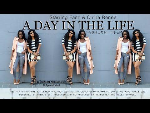 Fashion Film Collab | StylesByFash x ChinaCandyCouture