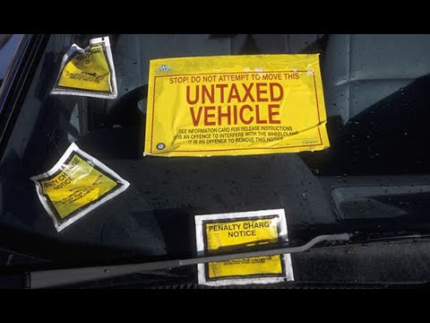 How Can I Check If A Car Is Taxed