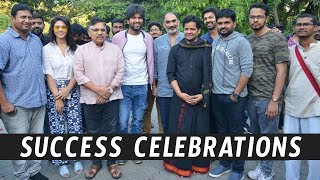 Taxiwala Movie (2018) Success Celebrations | Vijay Devarakonda | Priyanka | Allu Arvind | NewsQube
