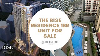The Rise Residence 1BR Unit for Sale