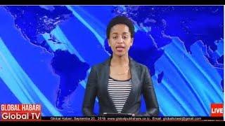 GLOBAL HABARI SEPT 20: Rais Magufuli Afanya Uteuzi Mpya Leo